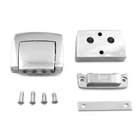 V-Twin Manufacturing Tour Pack Chrome Latch