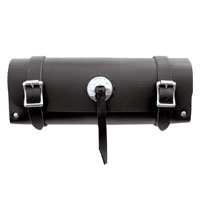 Pac-Kit Fork Mount Studded Tool Bag with Straps