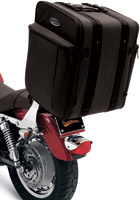 Saddlemen Fastback Medium Touring Bag