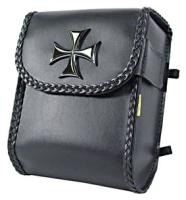 Willie & Max Maltese Cross Collection Sissy Bar Bag