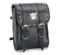 Willie & Max Silver Eagle Studded Collection Sissy Bar Bag