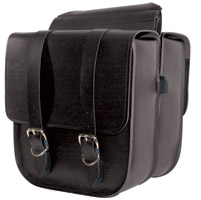 Willie & Max Standard Collection Adjustable Saddlebags
