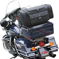 T-Bags The Dakota Luggage Rack Bag