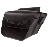 Willie & Max Condor Series Compact Saddlebags