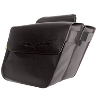 Willie & Max Condor Series Standard Saddlebags