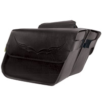 Willie & Max Condor Series Large Saddlebags