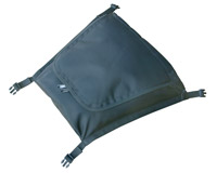 T-Bags Black Raven Top Bag