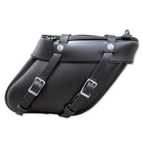 Leatherworks, Inc. Wide Angle Box Top Saddlebags