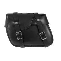 Leatherworks, Inc. Angle Split Lid Box Saddlebags