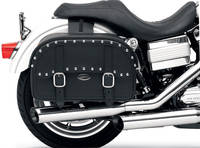 Saddlemen Desperado Throw-Over Saddlebags - Jumbo