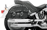 Saddlemen Desperado Slant Throw-Over Saddlebags - Jumbo