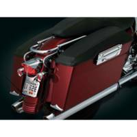 Kuryakyn Plain Saddlebag Lid Covers