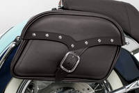 Saddlemen Midnight Express Desperado Saddlebags
