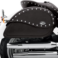 Saddlemen Desperado Teardrop Saddlebags - Jumbo