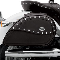 Saddlemen Desperado Teardrop Saddlebags - Large