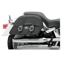 Saddlemen Jumbo Drifter Slant Saddlebags - Custom Fit