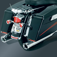 Kuryakyn Lighted Lower Saddlebags Accents