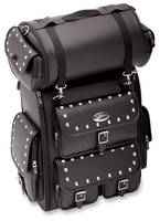 Saddlemen Studded Drifter Deluxe Sissy Bar Bag