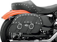 Saddlemen Desperado Slant Custom-Fit Saddlebags - Large