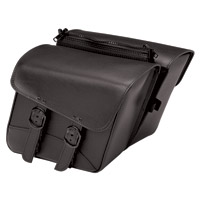 Willie & Max Black Jack Compact Saddlebags