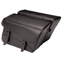 Willie & Max Black Jack Large Saddlebags