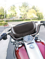 T-Bags Road King Windshield Bag