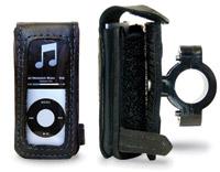 Leatherworks, Inc. iPod Detachable Case for 1″ Handlebars
