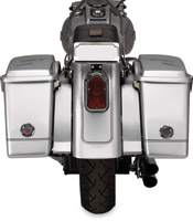 CycleVisions Bagger-Tail Filler Panels for Hard Bags