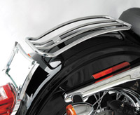 Motherwell 7″ Solo Luggage Racks for Dyna