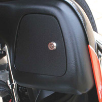 eGlide Goodies Lockable Sealed Doors for Road Glide Ultra