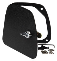 eGlide Goodies Non-Lockable Sealed Doors for Road Glide Ultra