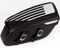 Chrome Concepts Jet Stream Saddlebag Trim