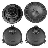 J&M ROKKER XXR Series 6.71″ Fairing Speaker Kit