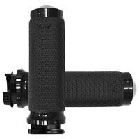 Avon Grips Black 1.5″ OD Memory Foam Grips