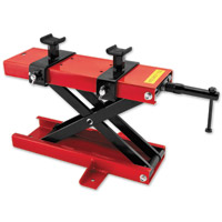 BikeMaster Heavy Duty Steel Center Jack