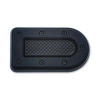 Kuryakyn Black Heavy Industry Brake Pedal Pad