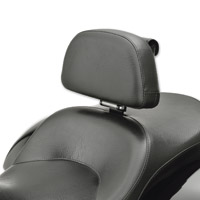 Show Chrome Accessories Smart Mount Driver Backrest
