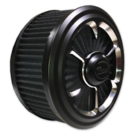 ThunderMax Ballistic 3 Spoke Contrast Cut Air Cleaner