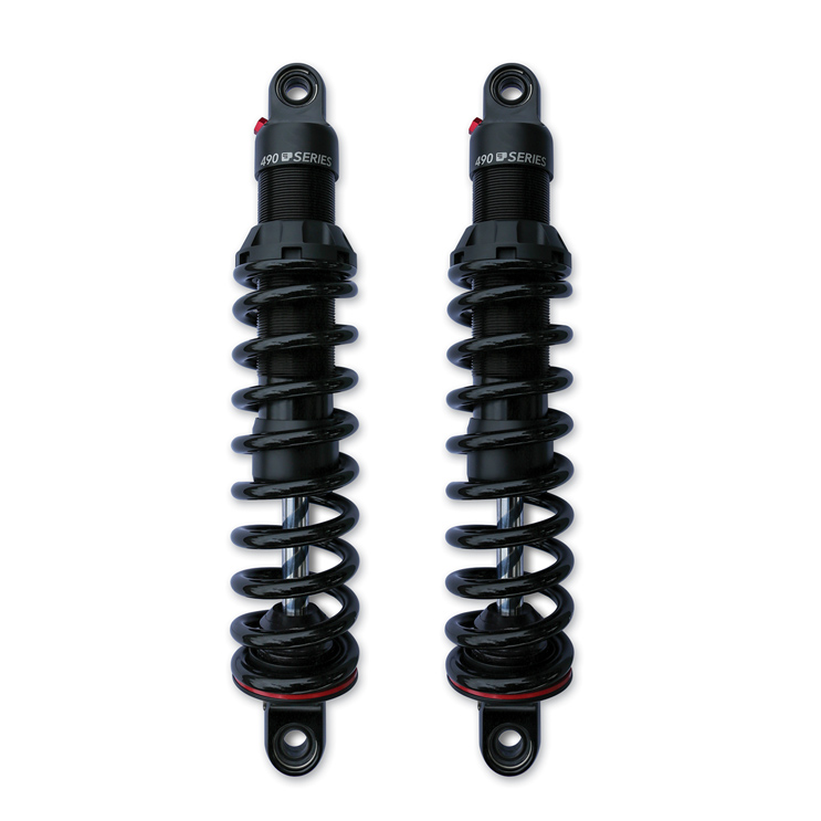 Progressive Suspension 490 Black 12-1/2″ Standard Sport Series Shocks