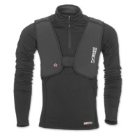Mobile Warming Men's Thawdaddy 7.4V Heated Black Vest