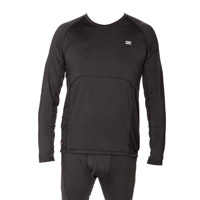 Mobile Warming Longman 7.4V Heated Black Shirt