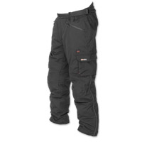 Mobile Warming Men's Dual Power Heated Black 12v Pants
