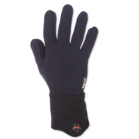 Mobile Warming Heated Black 12v Gloves Liner