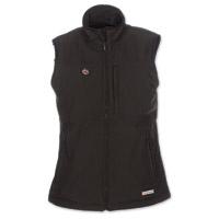 Mobile Warming Men's Vinson 7.4V Heated Black Vest