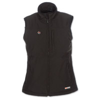 Mobile Warming Men's Vinson 7.4V Heated Black Vest