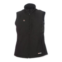 Mobile Warming Women's Whitney 7.4V Heated Black Vest