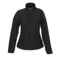 Mobile Warming Women's Aspen 7.4V Heated Black Jacket