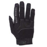 Mobile Warming Men's Workmen's 7.4V Heated Black Glove Set