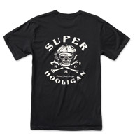 Roland Sands Design Men's Super Hooligan Black T-Shirt