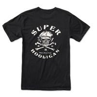 Roland Sands Design Men's Super Hooligan Black T-Shirt